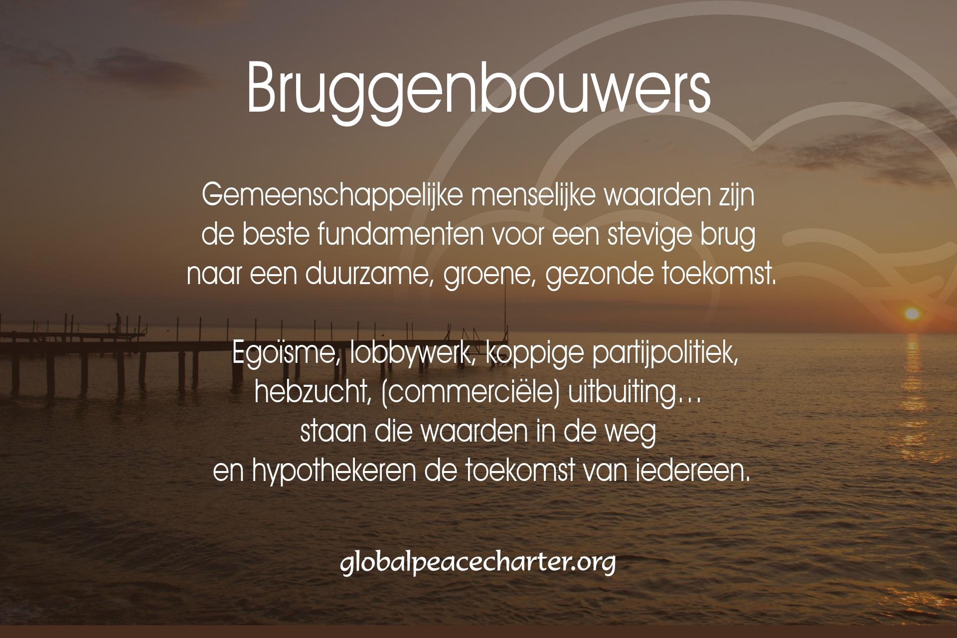 Bruggenbouwers